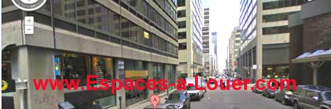 sublease office space downtown montreal