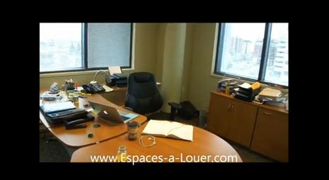 Sous location bureau le carrefour laval h t r office