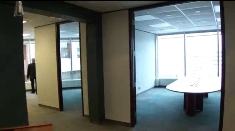 Visit for 1700 sf of office space for lease downtown for Shared office space montreal