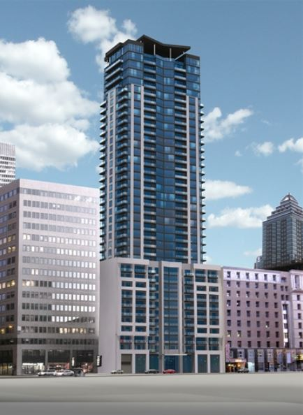 Own your office condo downtown Montreal